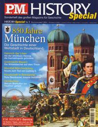- P.M. History 850 Jahre München