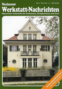 - Neuhauser Werkstatt-Nachrichten Heft 37