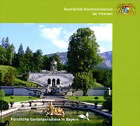 Bayerisches Staatsministerium der Finanzen - Fürstliche Gartenparadiese in Bayern