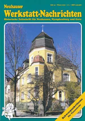 - Neuhauser Werkstatt-Nachrichten Heft 43