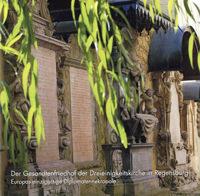 - Der Gesandtenfriedhof der Dreieinigkeitskirche in Regensburg