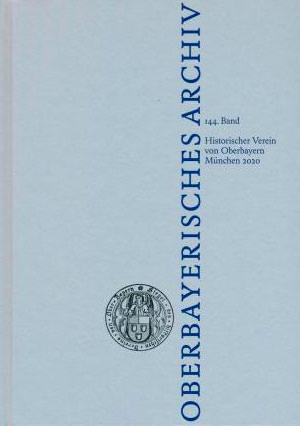 - Oberbayerisches Archiv - 144
