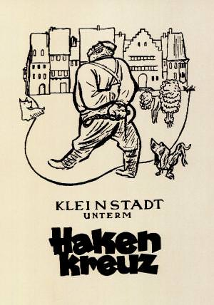 Knab Otto Michael - Kleinstadt unterm Hakenkreuz