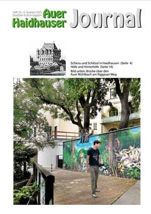 - Auer Haidhauser Journal - Heft 25