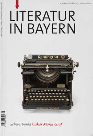 - Literatur in Bayern Nr. 128