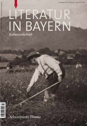 - Literatur in Bayern Nr. 127