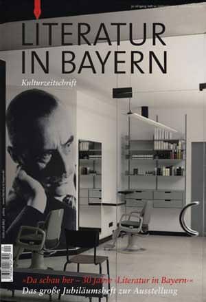 - Literatur in Bayern Nr. 121