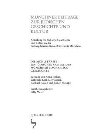Holian Anna, Karl Willibald, Maier Lilly, Rauch Raphael, Steinke Ronen - Die Möhlstrasse