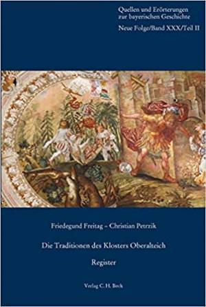 - Die Traditionen des Klosters Oberalteich