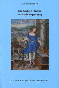 Nemitz Jürgen - Die direkten Steuern der Stadt Regensburg