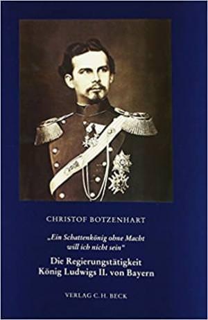 Botzenhart Christof - Ein Schattenkönig ohne Macht will ich nicht sein