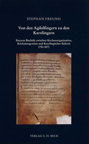 Freund Stephan - Von den Agilolfingern zu den Karolingern