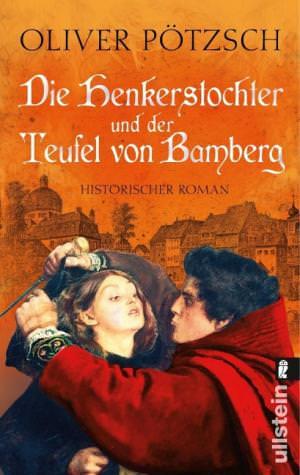 Pötzsch Oliver - Die Henkerstochter und der Teufel von Bamberg