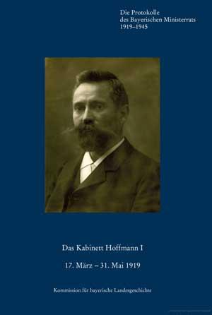 Ehberger Wolfgang, Merz Johannes - Das Kabinett Hoffmann I