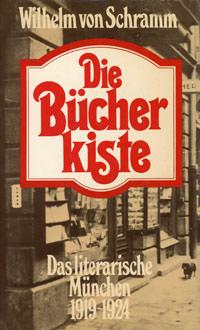 Schramm Wilhelm von - Die Bücherkiste