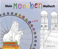 Kutschbach Doris - Mein München-Malbuch