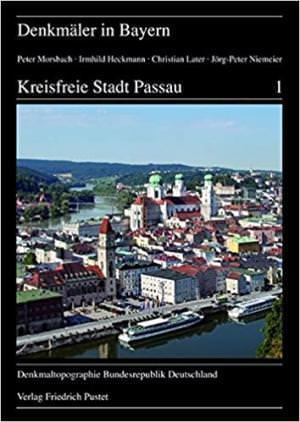 Morsbach Peter, Heckmann Irmhild, Later Christian, Niemeier Jörg-Peter - Kreisfreie Stadt Passau I und II