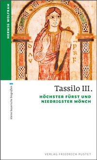 Wolfram Herwig - Tassilo III.