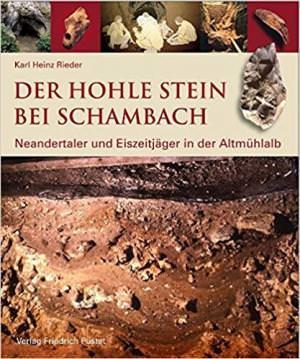 Rieder Karl Heinz - Der Hohle Stein bei Schambach