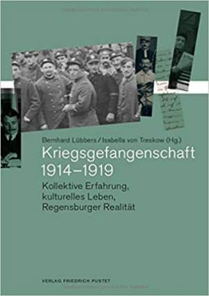 Lübbers, Bernhard, Treskow, Isabella von - Kriegsgefangenschaft 1914–1919