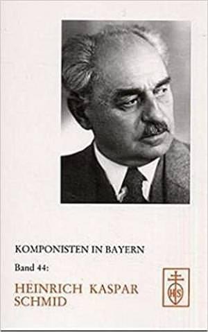 Suder Alexander L. - Heinrich Kaspar Schmid