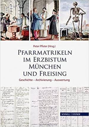 - Pfarrmatrikeln im Erzbistum München und Freising