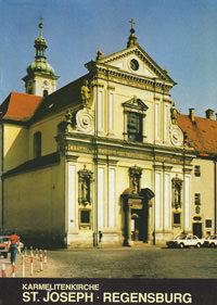 Merl Otho - Karmelitenkirche St. Josef / Regensburg
