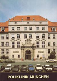 Brackmann Hans Ulrich - Poliklinik München
