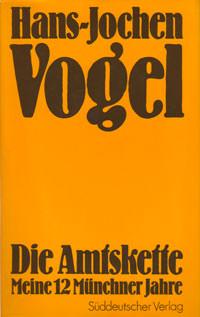 Vogel Hans-Jochen - Die Amtskette