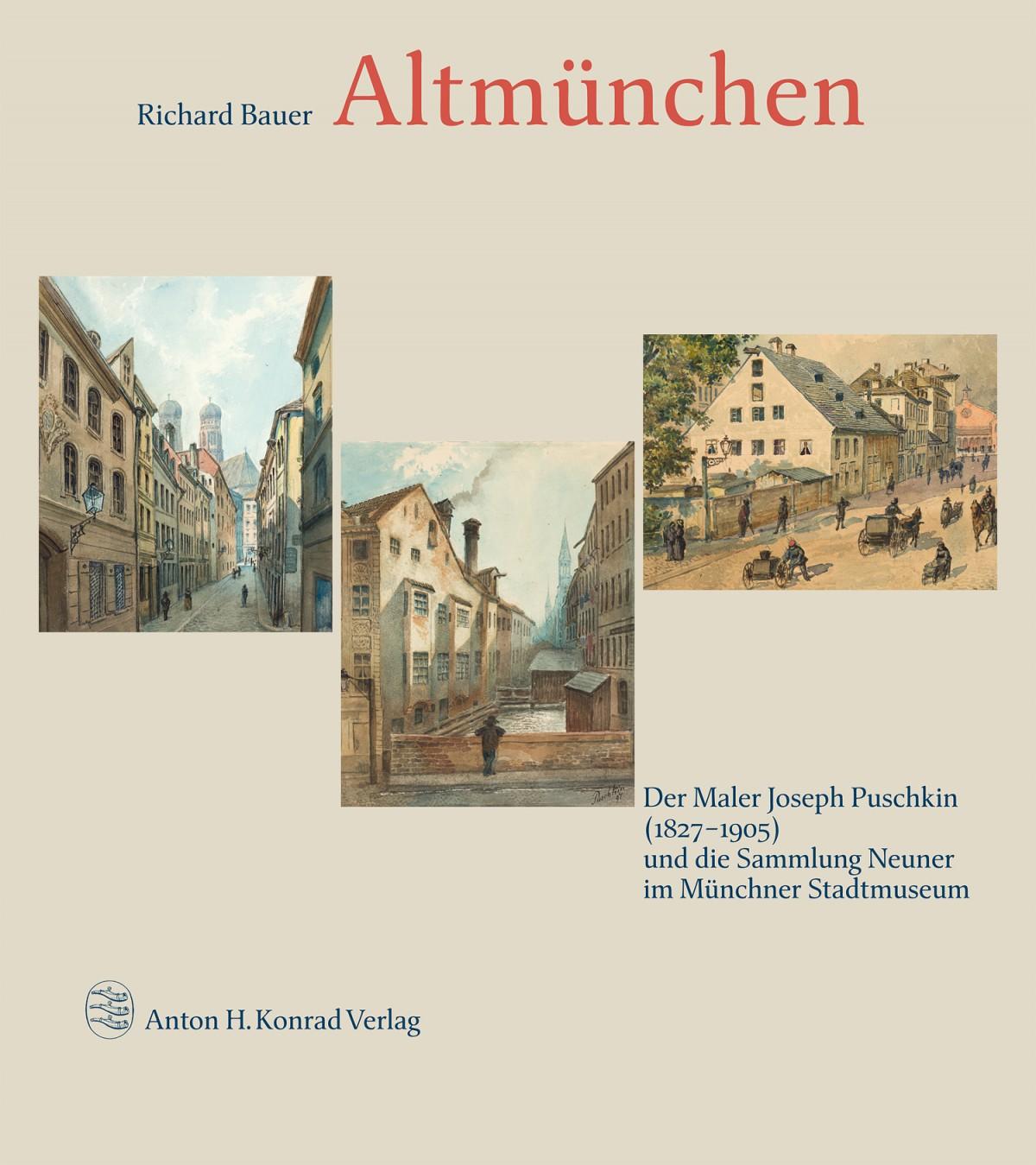 Bauer Richard - Altmünchen