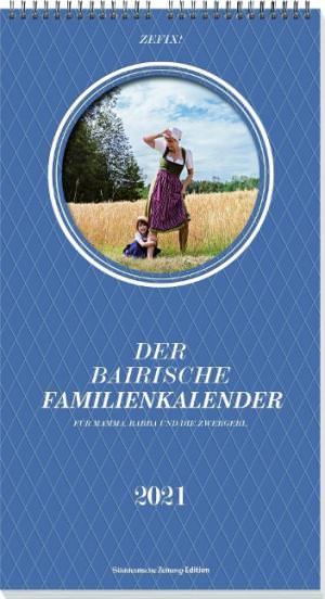 Bolle Martin, Keller Markus C., Mothwurf Ono - ZEFIX! Familienkalender 2021
