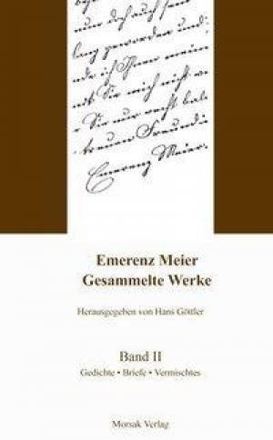 Meier Emerenz - Gesammelte Werke, Band 2