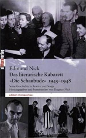 Nick Edmund - Das literarische Kabarett