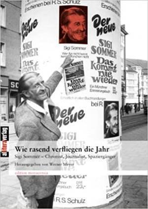Meyer Werner - Wie rasend verfliegen die Jahr