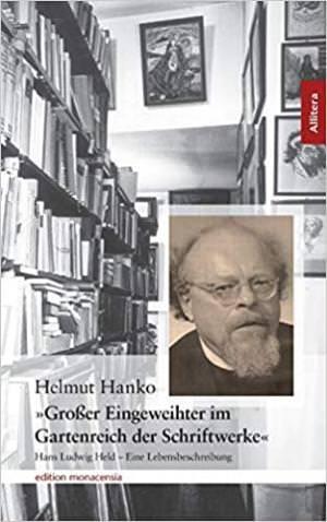 Hanko Helmlut - Großer Eingeweihter im Gartenreich der Schriftwerke