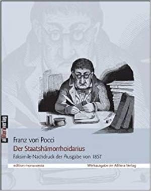 Pocci Franz von - Der Staatshämorrhoidarius