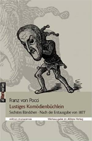 Pocci Franz von - Lustiges Komödienbüchlein