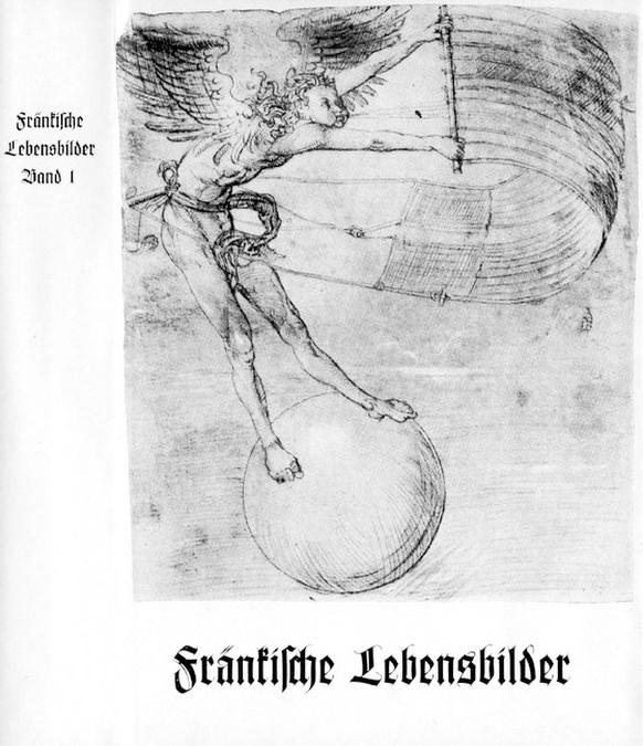 Pfeiffer Gerhard - Fränkische Lebensbilder Band 1