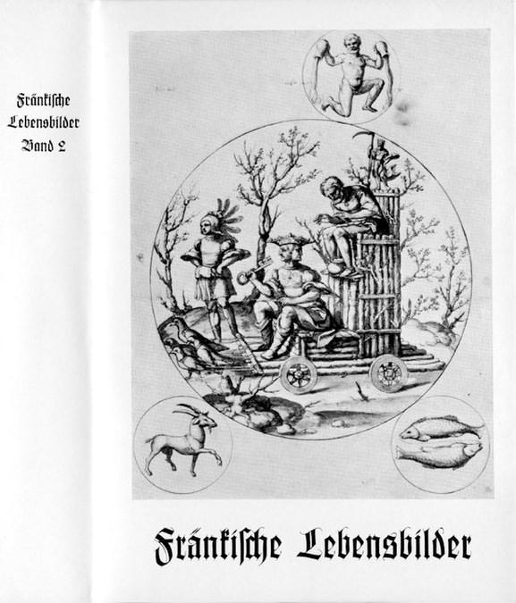 Pfeiffer Gerhard - Fränkische Lebensbilder Band 2