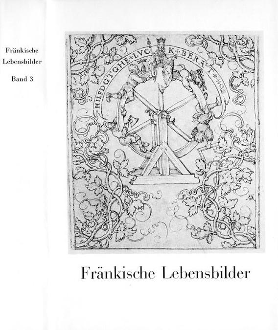 Pfeiffer Gerhard - Fränkische Lebensbilder Band 3