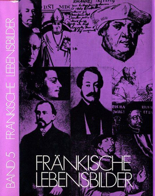 Pfeiffer Gerhard - Fränkische Lebensbilder Band 5