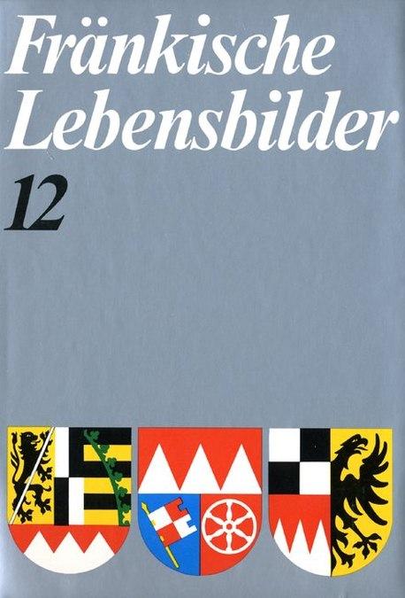 Wendehorst Alfred - Fränkische Lebensbilder Band 12