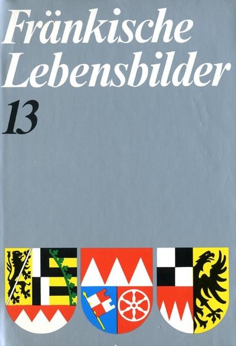 Wendehorst Alfred - Fränkische Lebensbilder Band 13