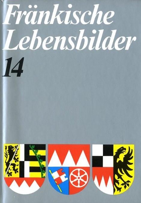 Wendehorst Alfred - Fränkische Lebensbilder Band 14