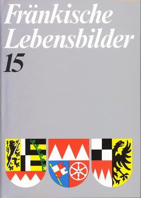 Wendehorst Alfred - Fränkische Lebensbilder Band 15