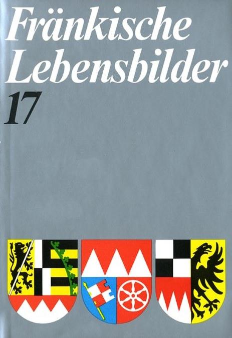 Wendehorst Alfred - Fränkische Lebensbilder Band 17