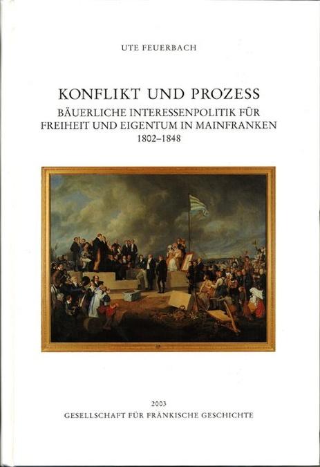 Feuerbach Ute - Konflikt und Prozess