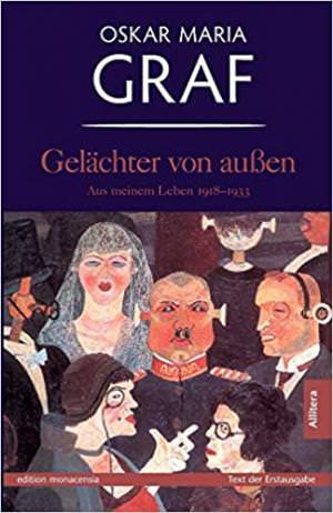 Graf Oskar Maria - Gelächter von außen