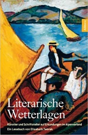 Tworek Elisabeth - Literarische Wetterlagen