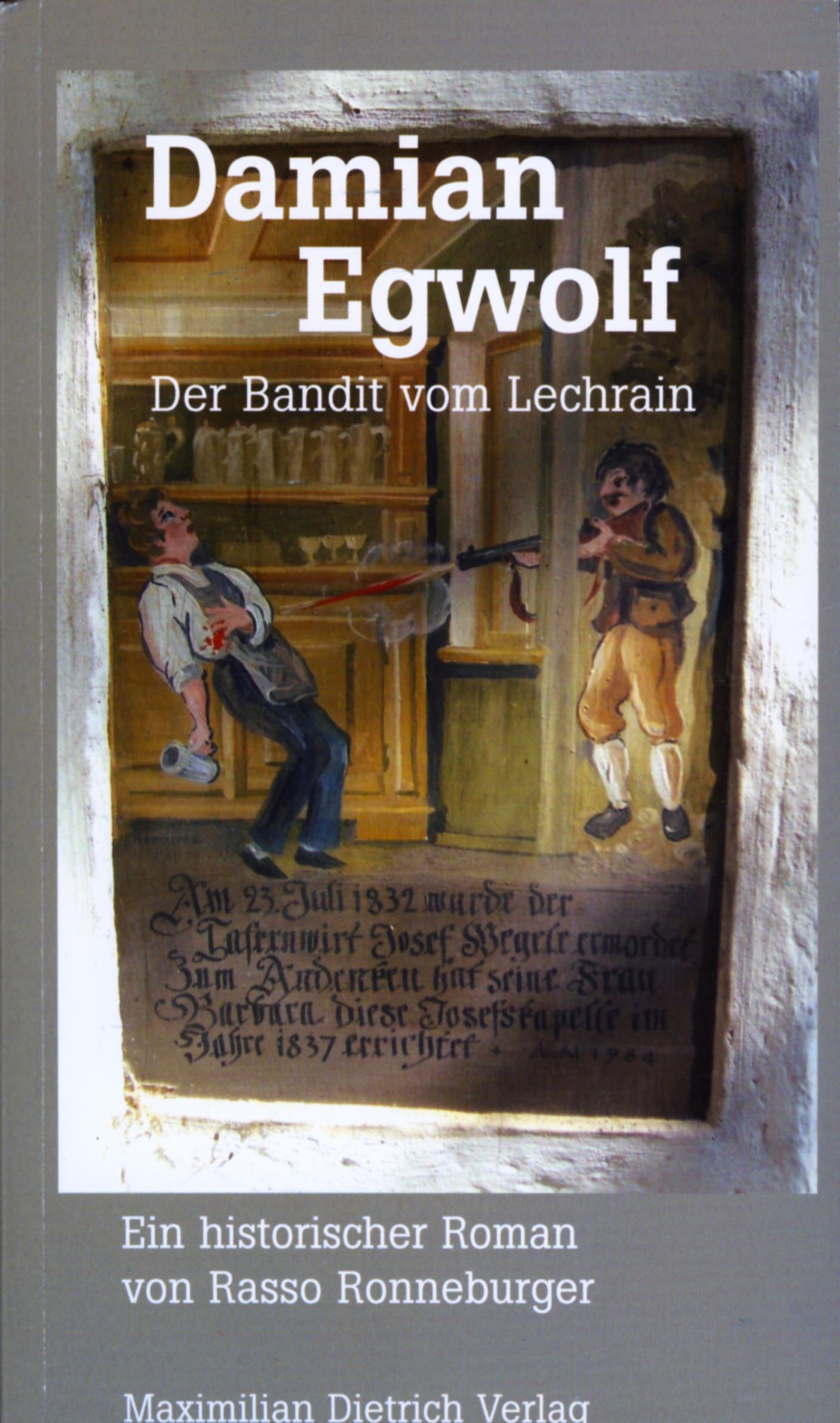 Ronneburger Rasso - Egwolf Damian